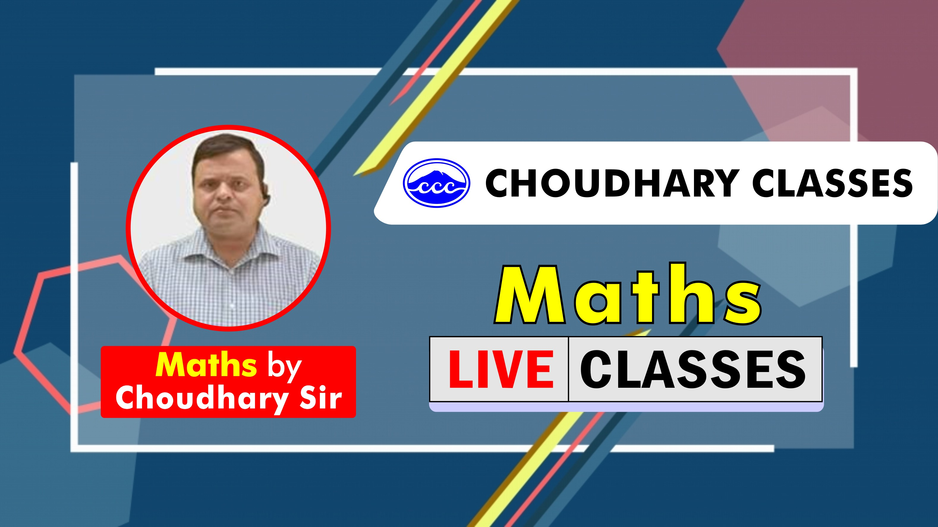 Session : 44 | Percentage by Choudhary Sir