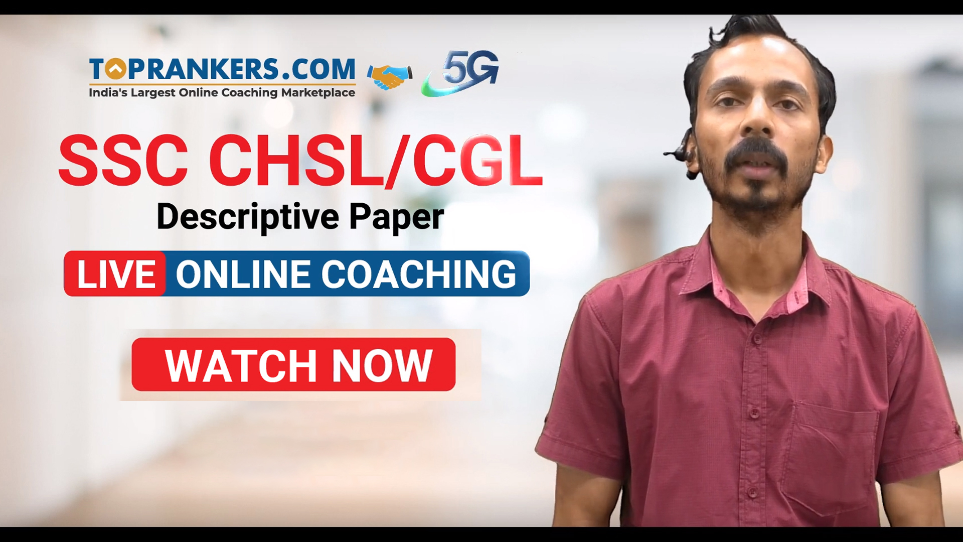 Session 6 Introduction Class for SSC CHSL / CGL Descrptive Classes