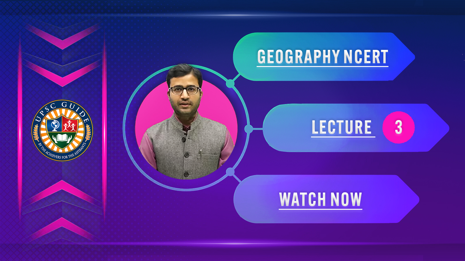Geography || NCERT L3|| By Amit Garg
