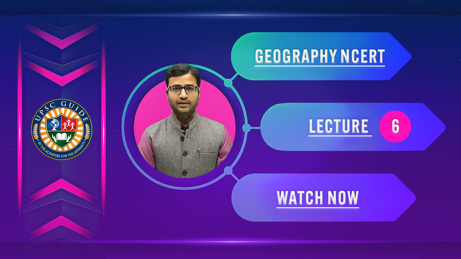 Geography NCERT || Lect 6|| BY Amit Garg Sir