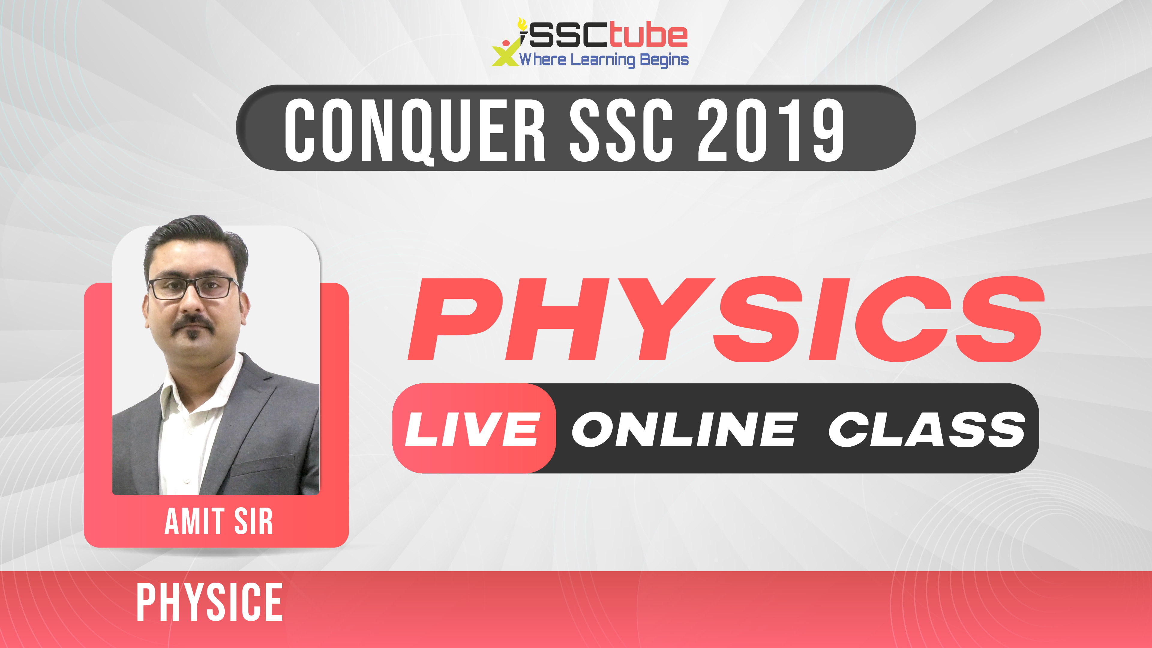 Physics | Session 01 | by Amit Sir