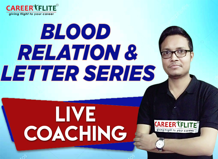 LR BLOOD RELATION & LETTER SERIES