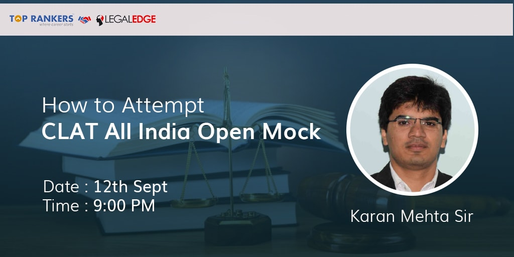 "How to Attempt ""The All India Open Mock"""