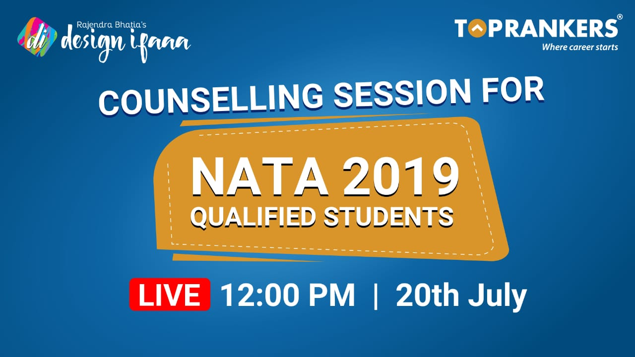 NATA Counselling Session - 2019 Attempt