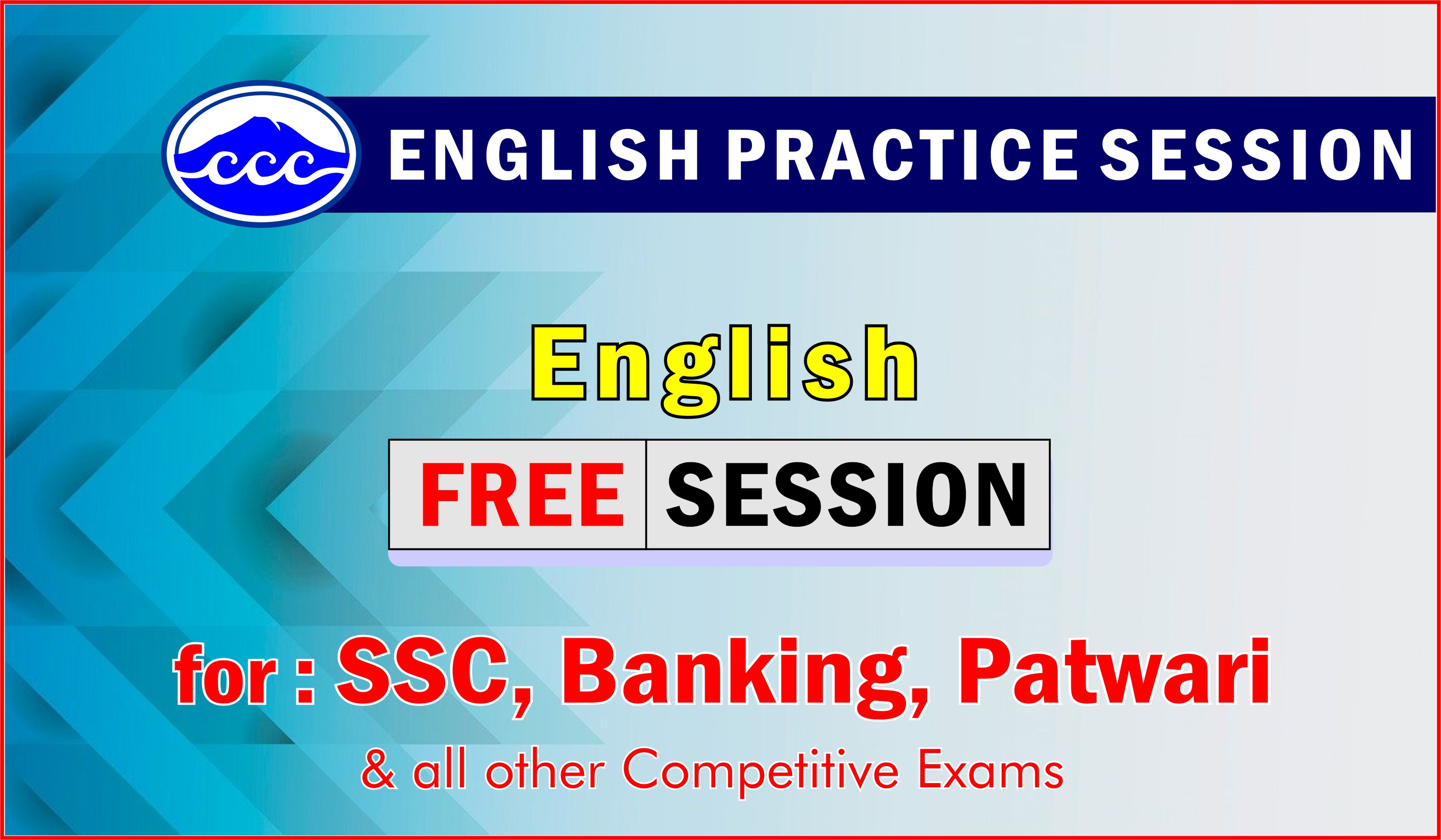 English Practice Session - 3