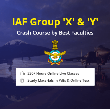 IAF Group X & Y Crash Course Online