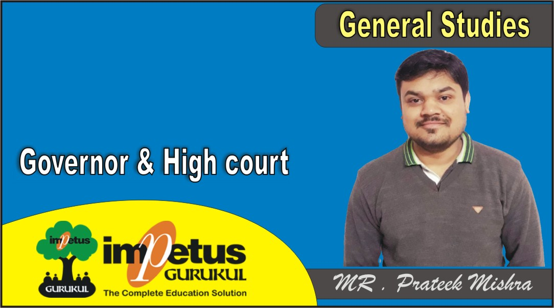 Governor - 02 and  High court - 01