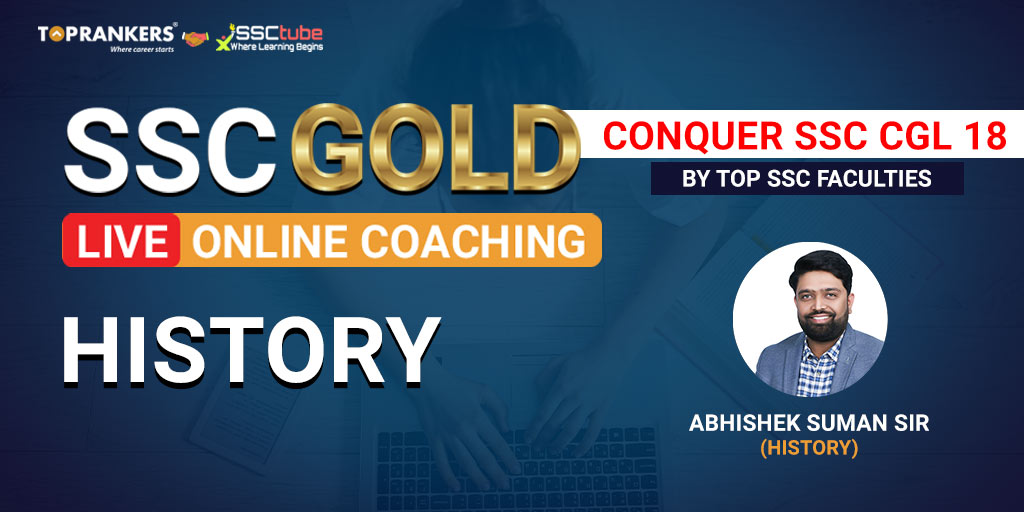 Session 8 History | By Abhishek Sir