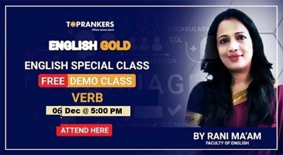 Free Demo Class | English Gold
