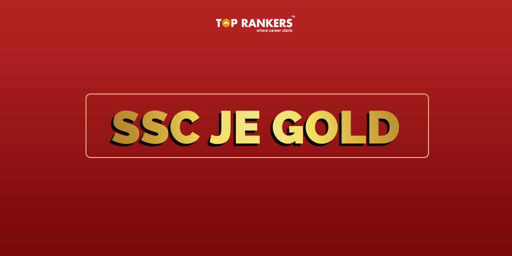 SSC JE Gold | Utilization 08