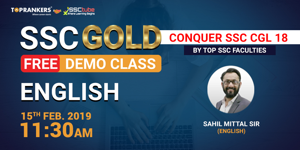 Demo | Session 2 English | By Sahil Sir