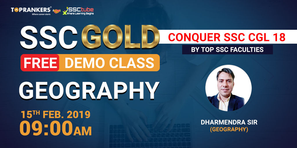 Demo | Session 2 | Geography | By Dharmendra Sir