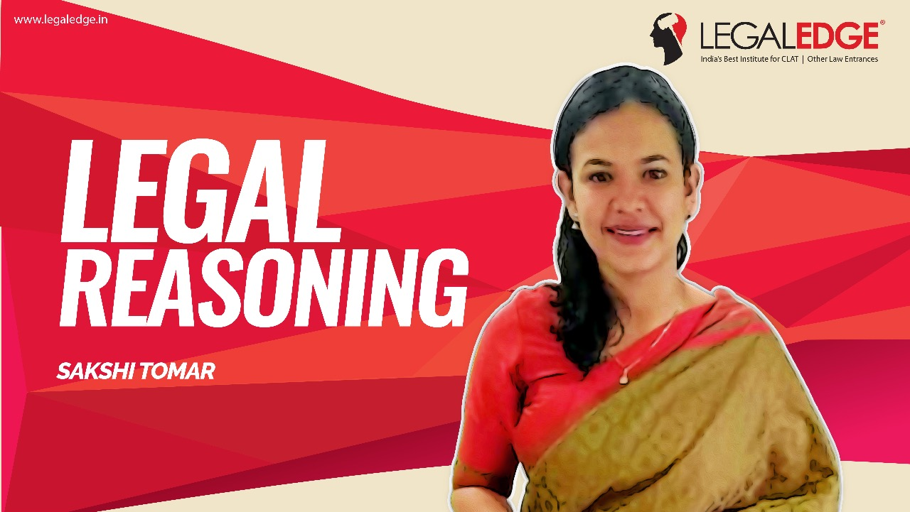 Legal Reasoning |  Introduction- Criminal Law | By Sakshi Ma'am