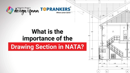 What is the importance of the Drawing Section in NATA?
