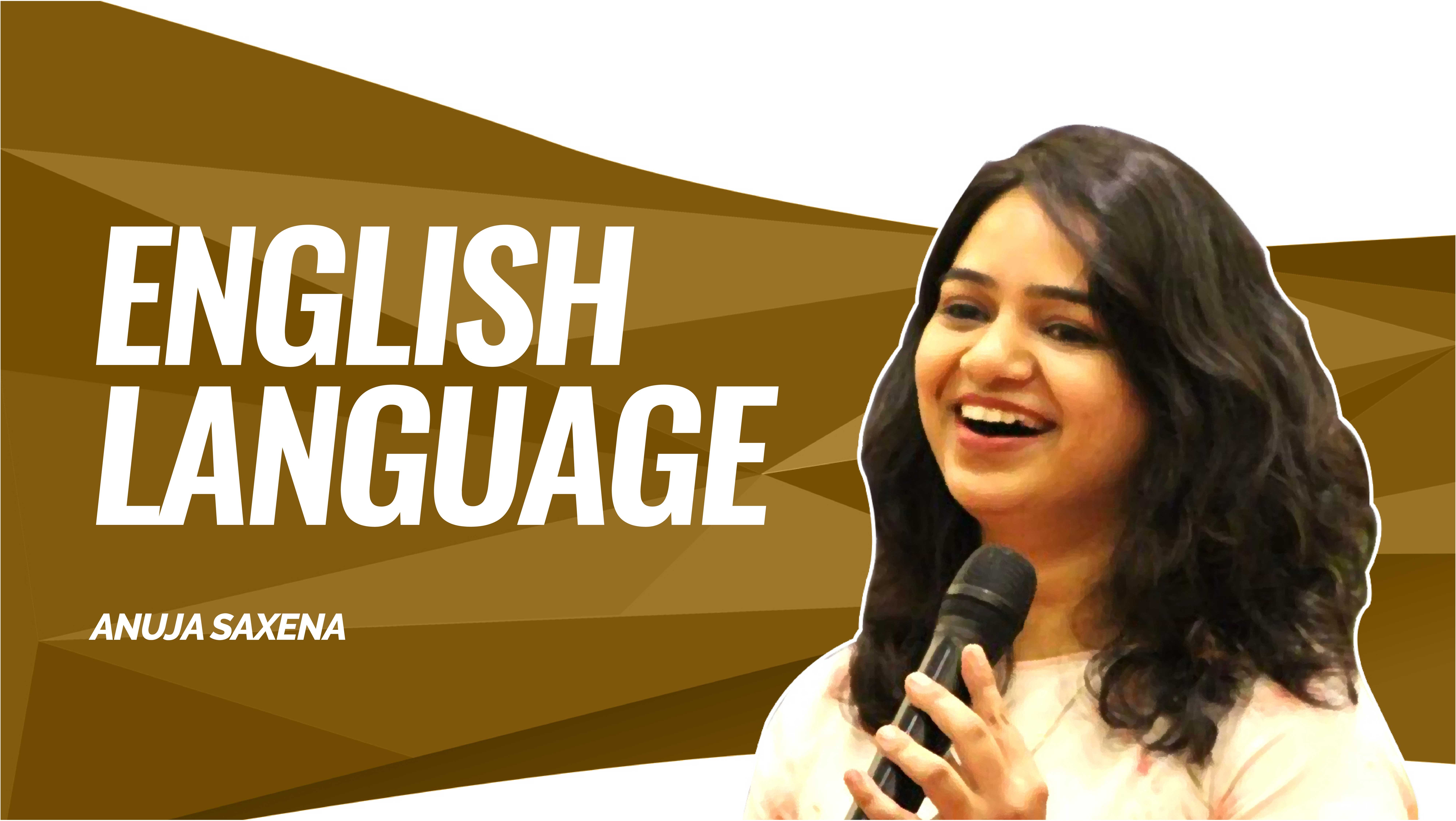 English Language  | Idioms & Proverbs | By Anuja Ma'am