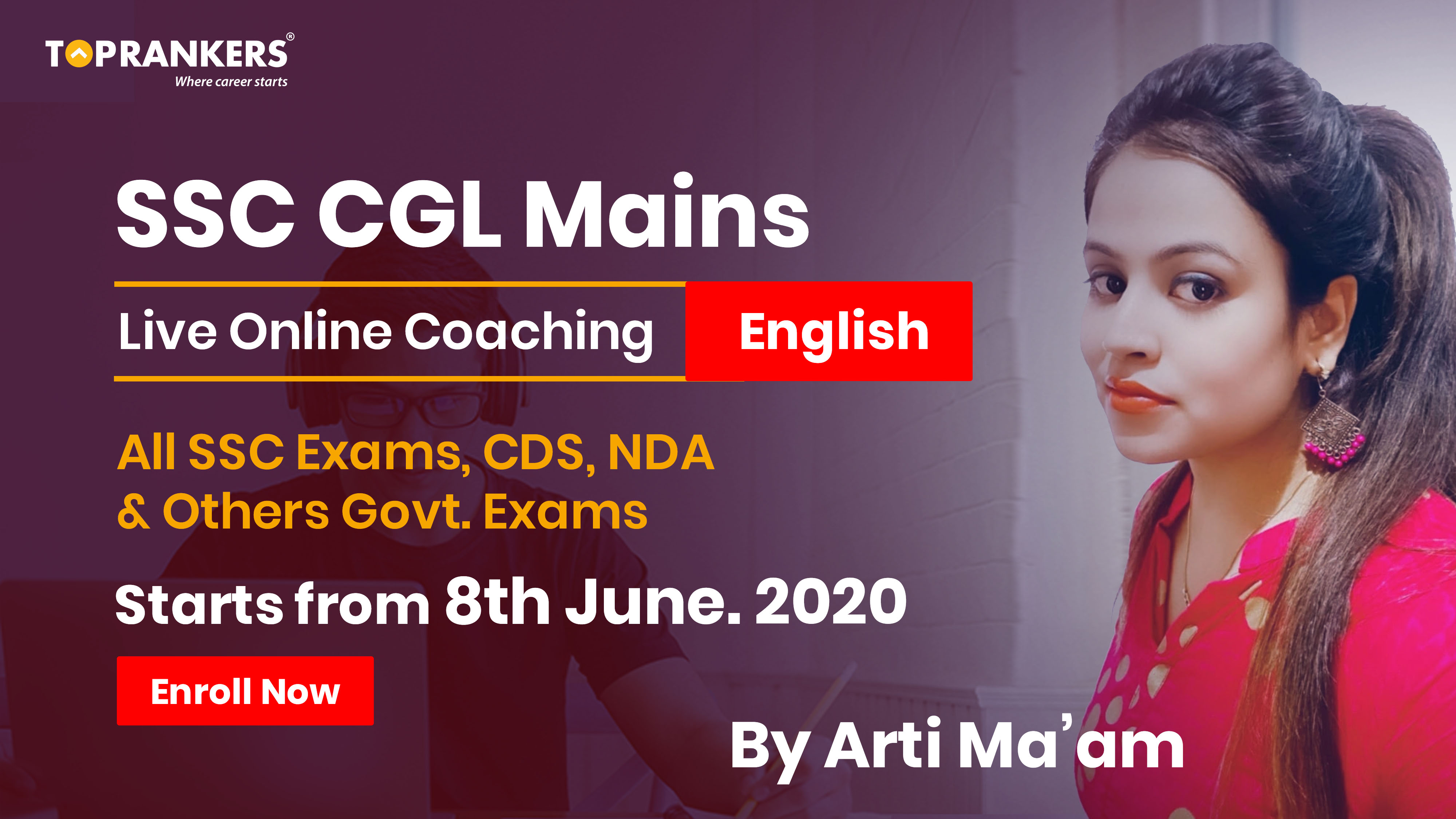 English Special Batch By Arti Maam Introduction