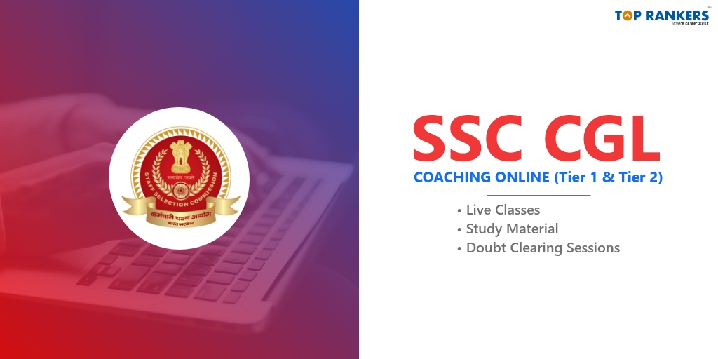 SSC CGL Online Coaching 2019 | Online Preparation & Live Classes