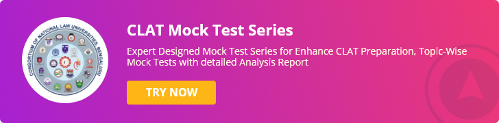 CLAT Mock Test