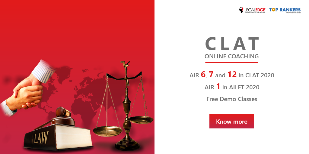 CLAT Course Online 2021 by LegalEdge | Watch Free Demo Class