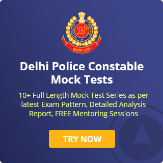 Delhi Police Mock Test Series