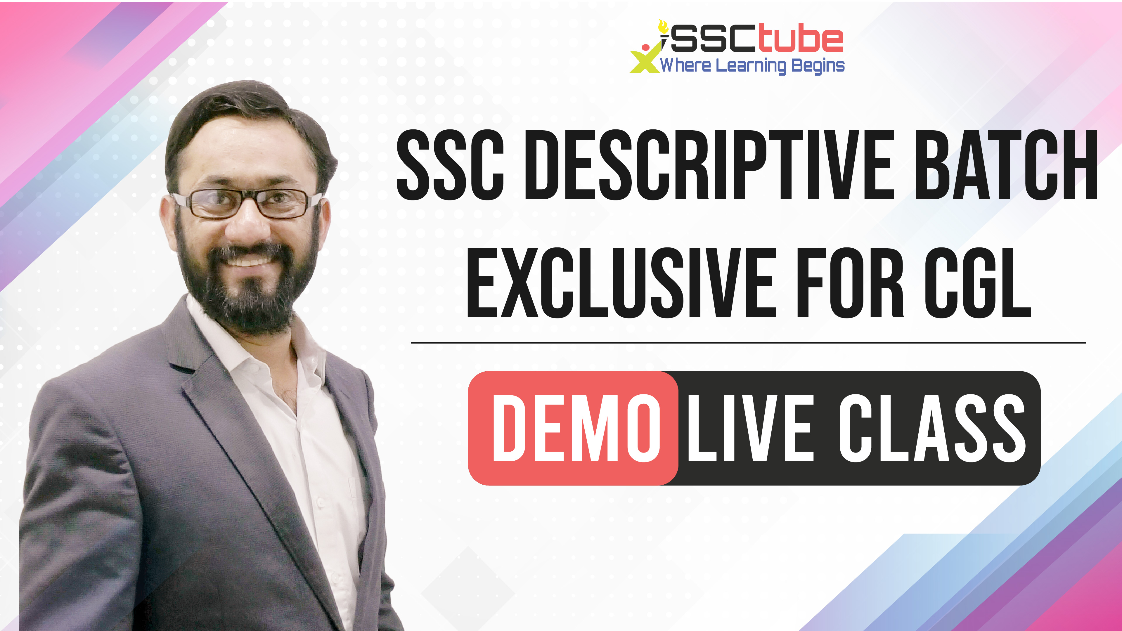 Demo Session 2 | Descriptive Special | by Sahil Mittal Sir