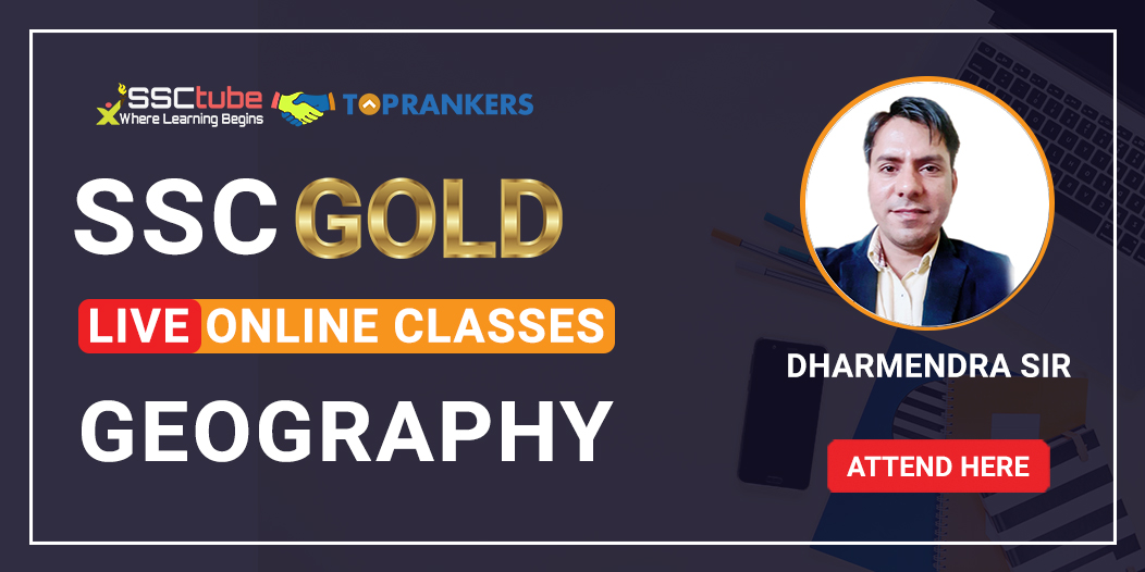 Session 38 | Geography | By Dharmendra Sir