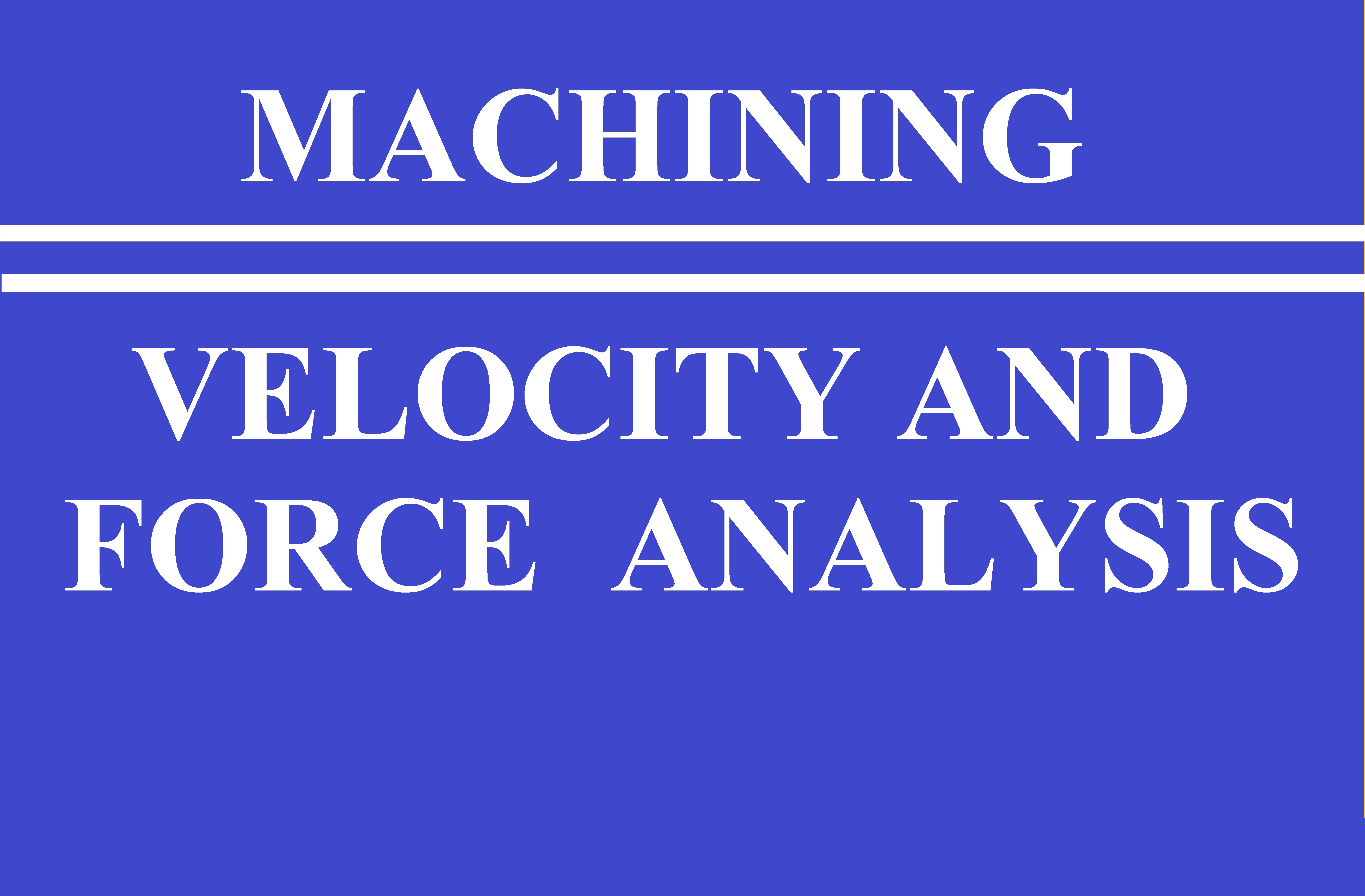 Lec 8 Single point cutting Full calculative Analysis