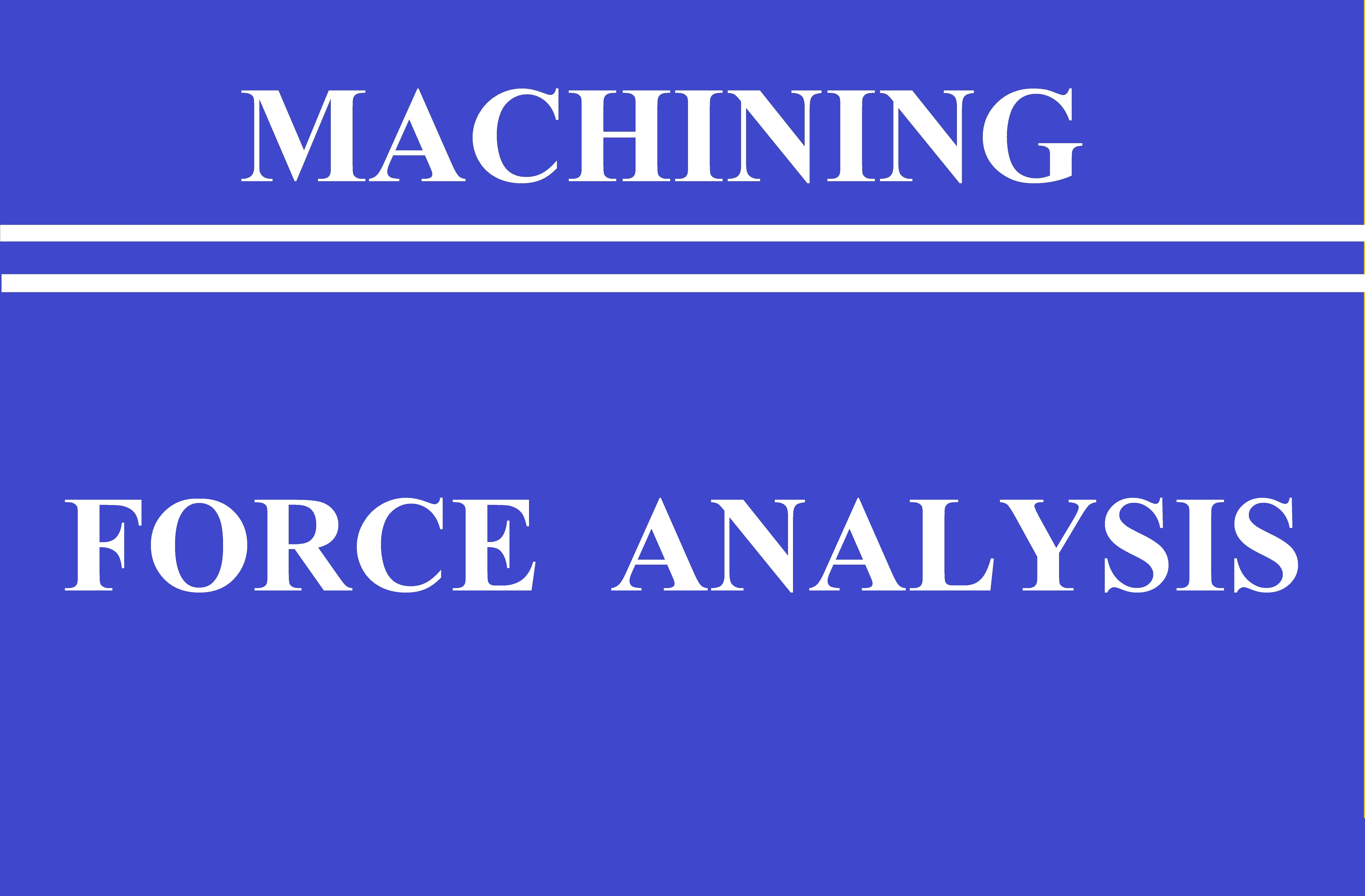 Lec 9 Cutting Tool Force and Heat Analysis