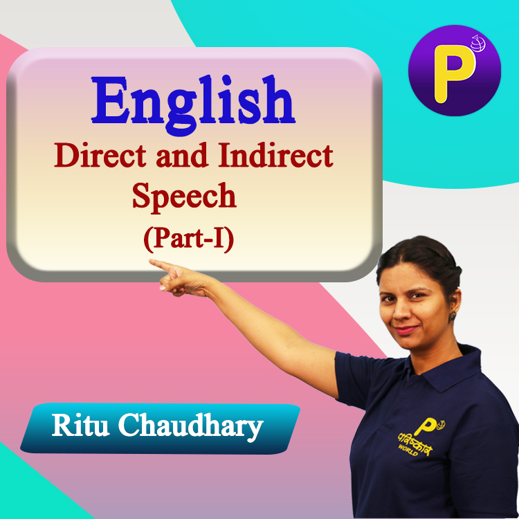 English-12 Direct and Indirect Speech Part-1