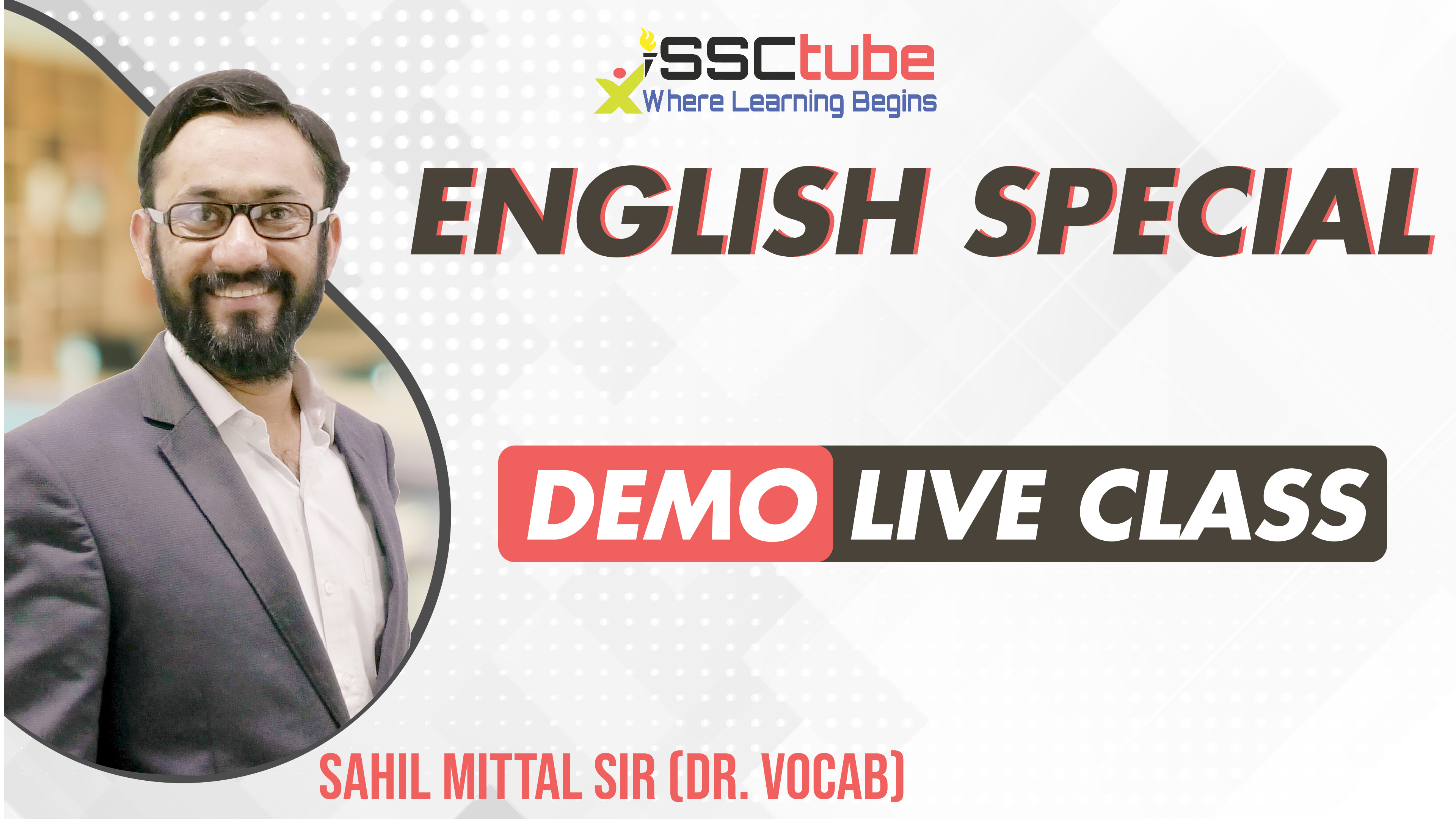 Demo Session | English Special | by Sahil Mittal Sir