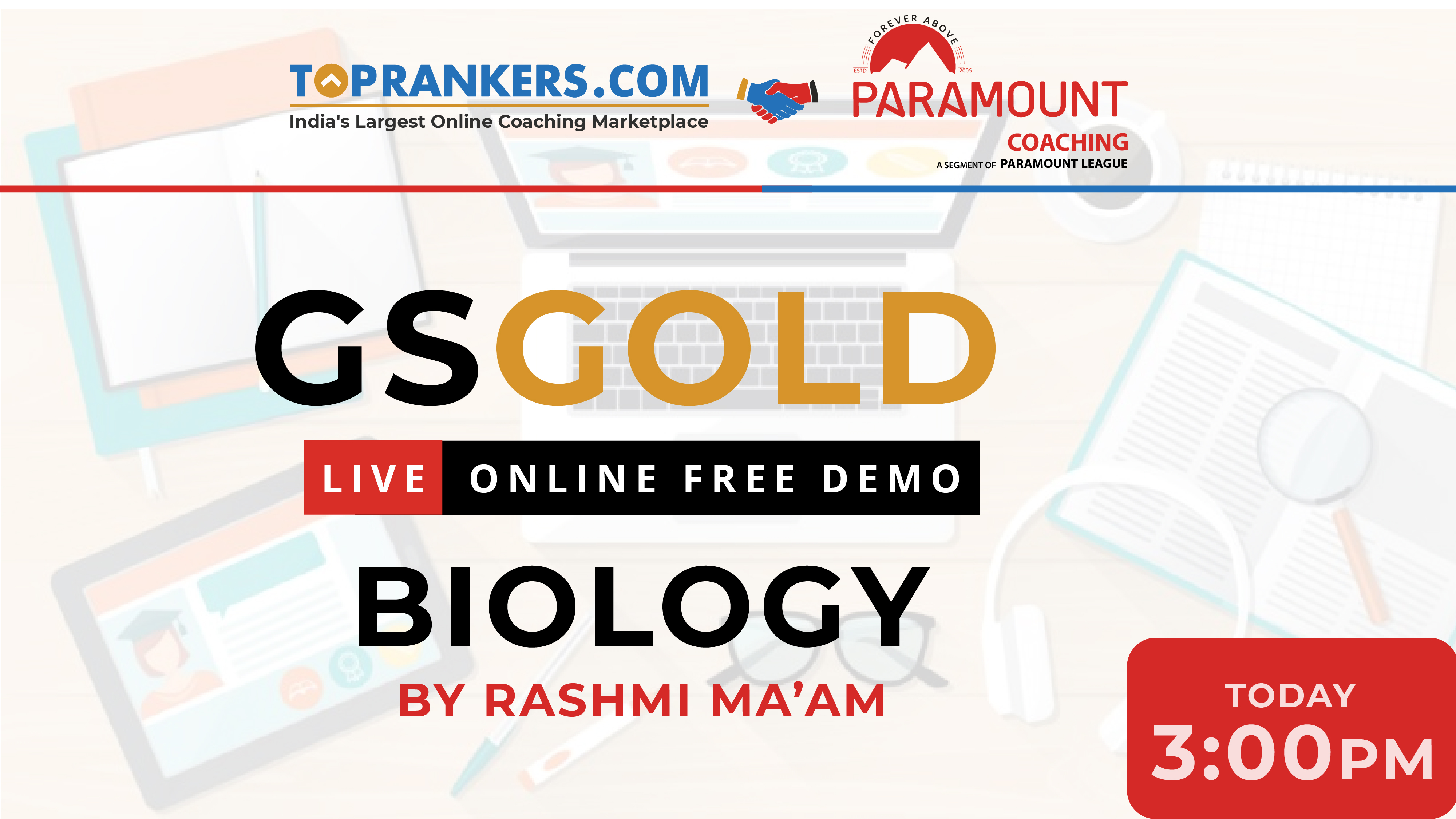 Session 8 | Biology | By Rashmi Ma'am