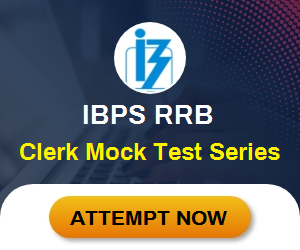IBPS RRB Clerk Mock Test Series