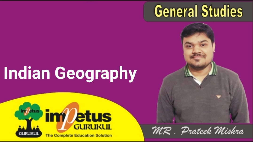 Indian Geography - 12