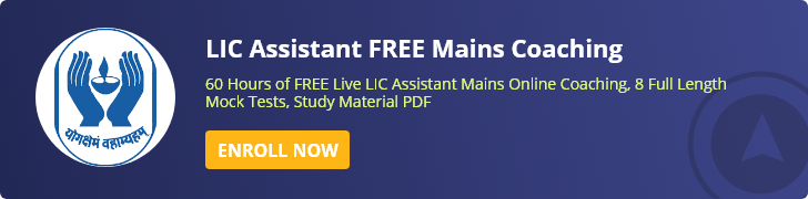 LIC Assistant FREE Mains Coaching