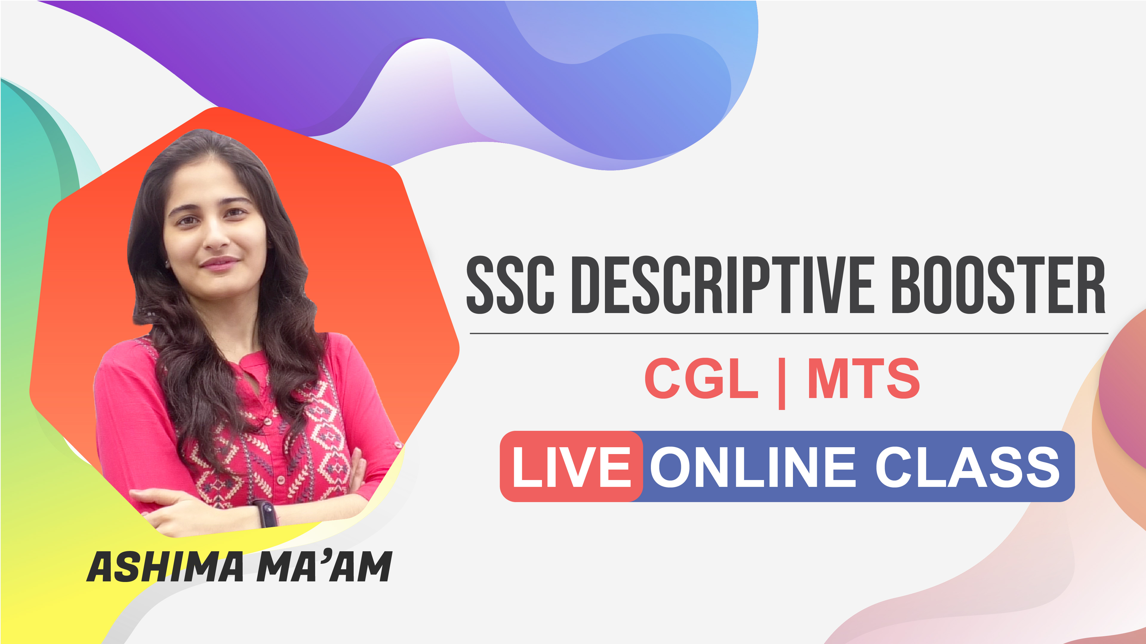 Session 7 | Descriptive | Ashima Ma'am