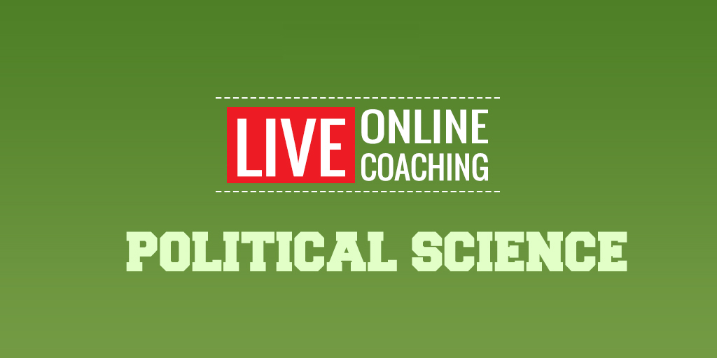 Session 24 | Political Science
