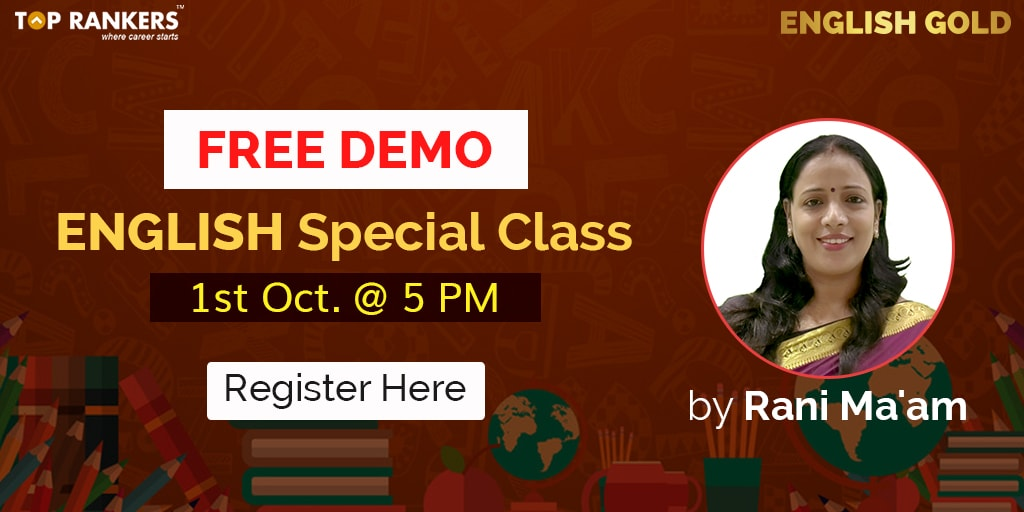English Special Class by Rani Ma'am