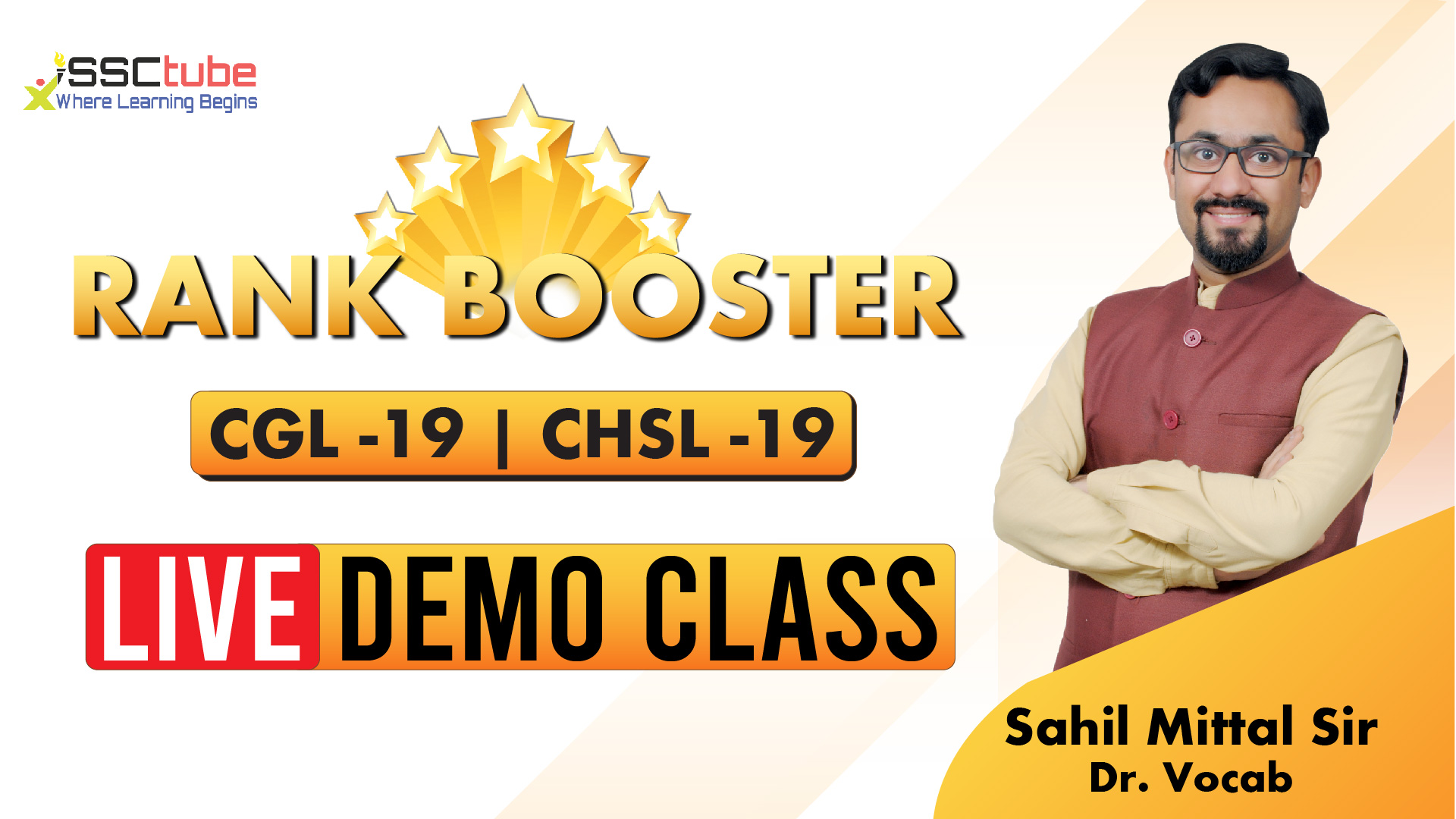 Demo Session 02 | Rank Booster | by Sahil Sir