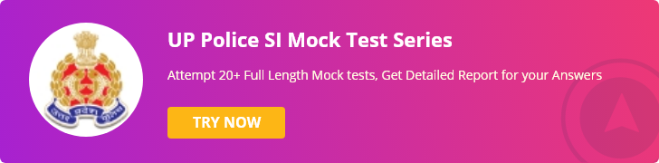 UP SI Scoreup Mock test Series