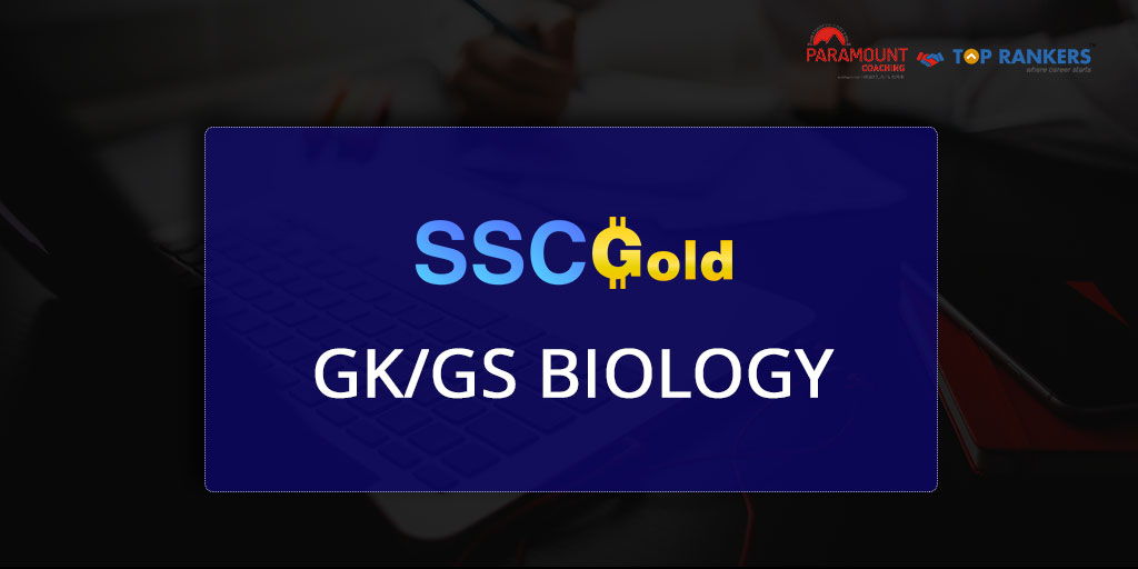 Biology Part 7 | SSC Gold General Studies by Ravi Bhushan Sir