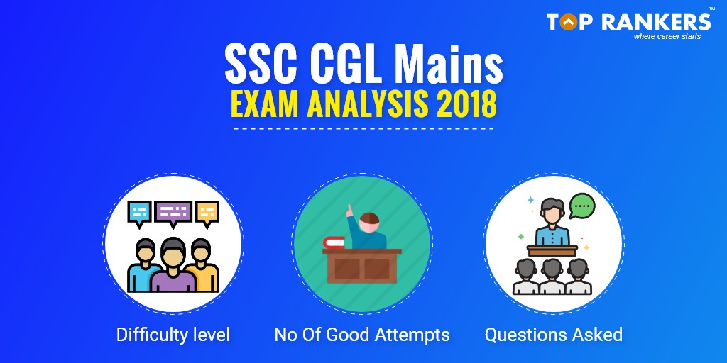 SSC CGL Shift 2 Exam Analysis 11th Sep 2019: Questions