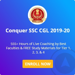 SSC Online Coaching for SSC CGL