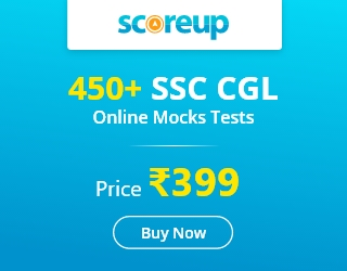 SSC CGL Tier 1 Mock Tests