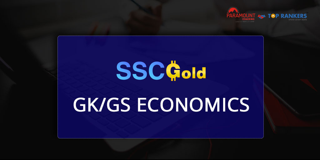 Economics by Raj Sir | SSC Gold General Studies