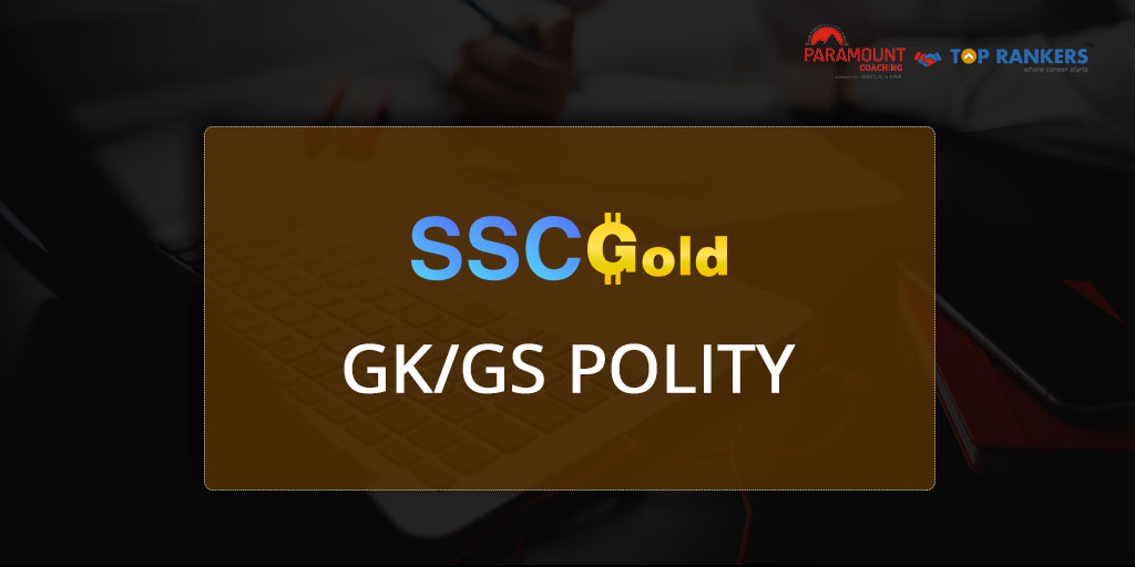Polity Session 4 | SSC Gold General Studies by Roshan Sir