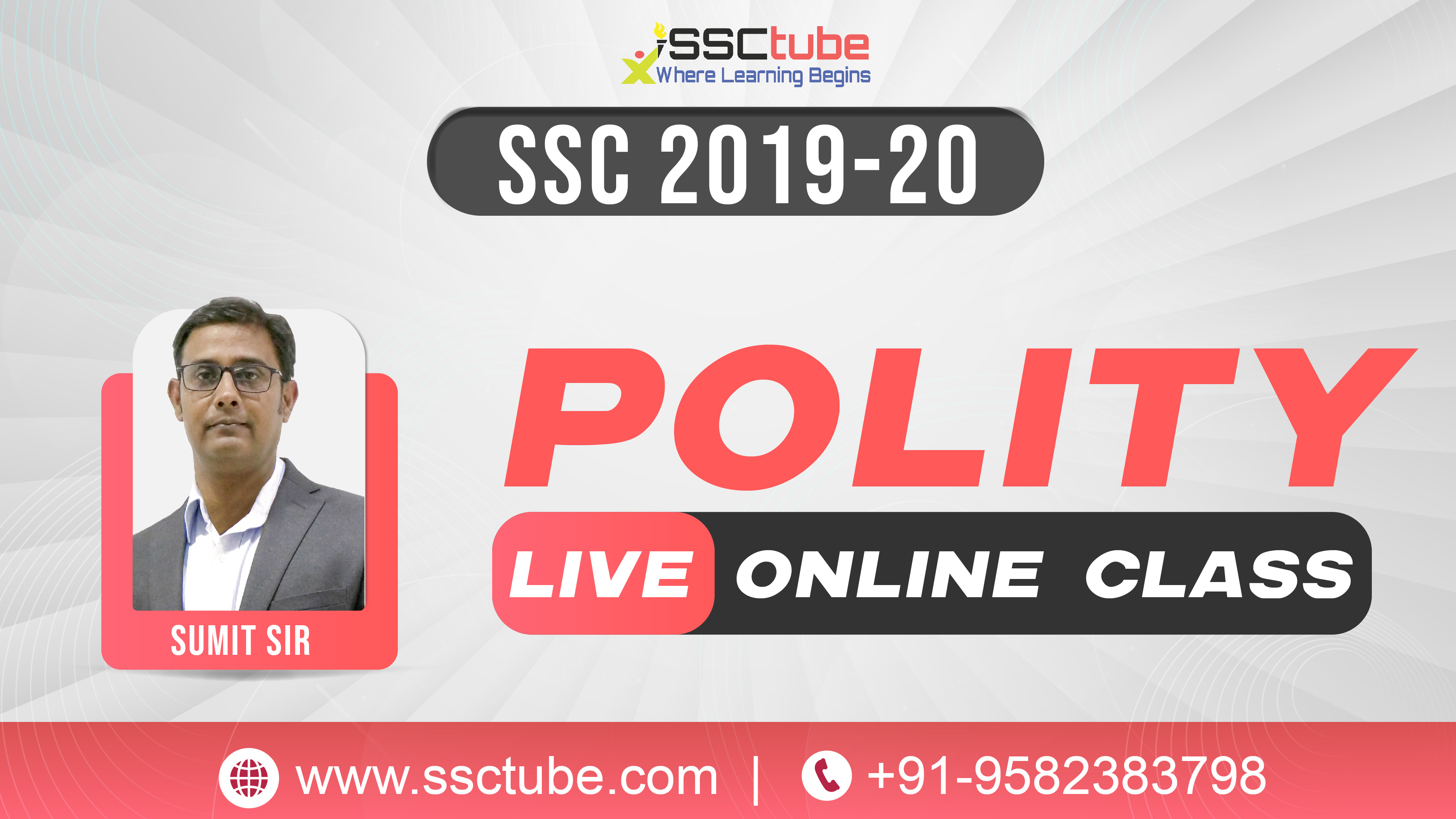 Session 01 | Polity | By Sumit Sir