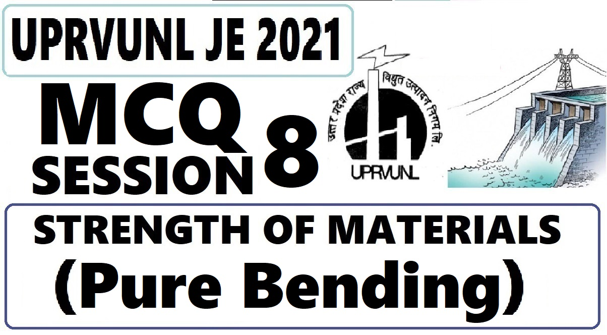 MCQ Session 8 (SOM) Pure Bending
