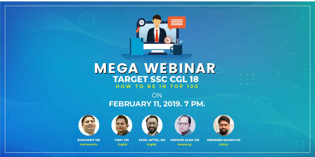 Target SSC CGL 18 - How to be in Top 100