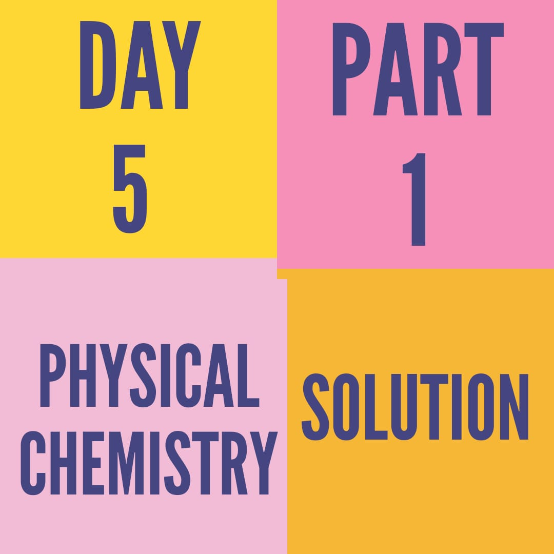 DAY-5, PART-1, SOLUTION