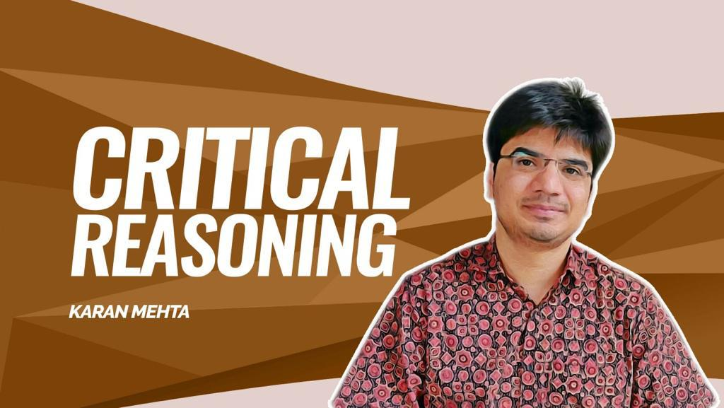 CLAT Gold | Critical Reasoning by Karan Sir (3hrs Class)